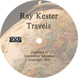 Ray Kester Travels